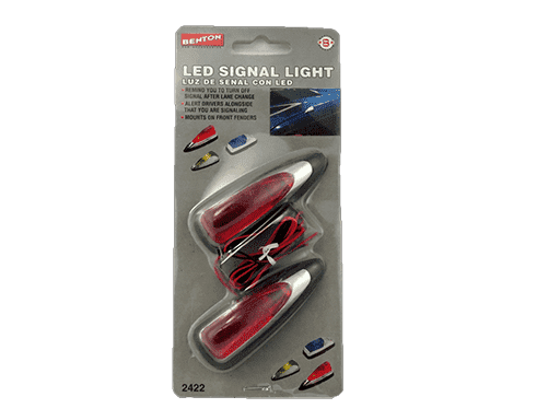 MINI SEÑALIZADOR LED 12V - ROJO