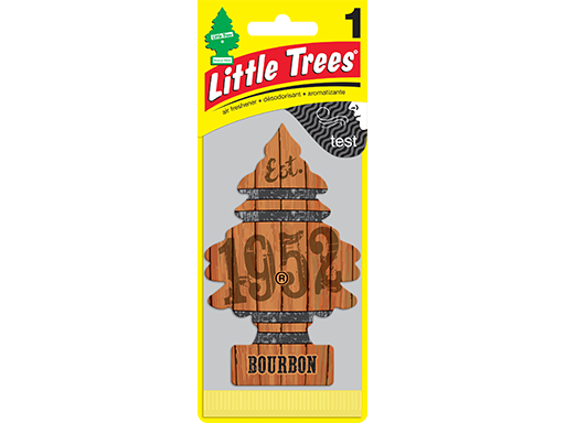 PINO AROMATICO LITTLE TREES U.S.A. - WHISKEY 24 UNIDADES